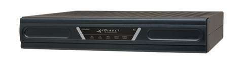iDirect X3 Sat Router